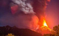 Erupción del Villarrica: mantienen alerta roja cerca del volcán