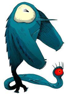 Creature # 113 : BYGLOO by Renart