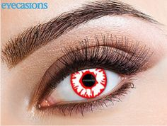 30 DAY CONTACT LENSES £18.50  Colour - Bullet  Storage Case and Solution Included