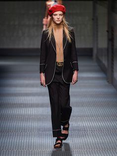 Lace-effect cashmere and silk-blend sweater | Gucci | MATCHESFASHION.COM UK