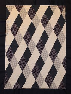 Simple Quilt Assembly>>>>taking the original commenter's word for it