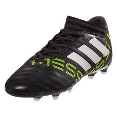 separation shoes 21c93 85f9b adidas Nemeziz Messi 17.3 FG Junior Soccer Cleats