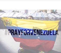 #prayforvenezuela