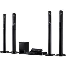 Samsung Blu-ray Home Entertainment System Discover Incredible Sound Quality Channel Home Theater System,Enjoy a sharper experience,The wireless way to enjoy great entertainment. Entertainment System, Tv Store, Samsung, Kitchen Pictures, Simple House, Home Theater, Home Projects, The Incredibles