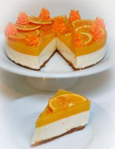 yoghurttaart kwarktaart romy's taarten eindhoven sinaasappel perzik recept antilliaans eten