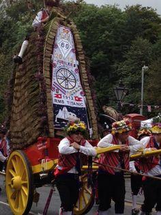 Saddleworth rushcart Ritual Dance, Yorkshire Dales, Rms Titanic, Peak District, Where The Heart Is, Our World, British Isles, Homeland, Art Studios