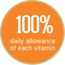 Nutrition Facts   California Cantaloupes