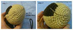 Cat Bus Free Crochet Pattern Video Tutorial ~ Amigurumi To Go Totoro, Chat Bus, Crochet Toys, Free Crochet, Learn To Crochet, Fiber Art, Knitted Hats, Crochet Patterns, Blog