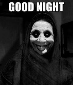 And good luck sleeping.