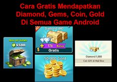 Tutorial Android Indonesia: Cara Mendapatkan Unlimited Gems,Diamond, Token, Go...
