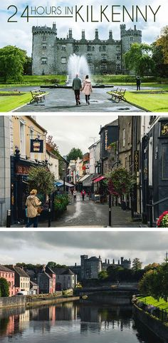 One Day Itinerary for Kilkenny, Ireland | Bobo and Chichi
