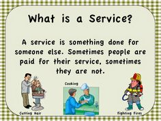 Give Me Goods and Services! Dragon's Den Curriculum: Give Me Goods and Services! Kindergarten Social Studies Lessons, Community Helpers Kindergarten, Economics Lessons, Social Studies Worksheets, Teaching Social Studies, Student Teaching, Homeschool Kindergarten, Homeschooling, Teaching Ideas