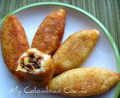 Buuelos de pltano plantains balls colombia cocina receta buuelos de pltano plantains balls colombia cocina receta recipe colombian comida comida pinterest puerto rico food food ideas and colombian forumfinder Choice Image