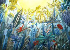Marion Arbona - Illustration