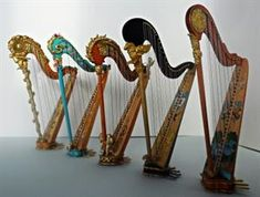 10 of the Best - Miniature Dolls House Musical Instruments - Georgian Projects - Dolls House & Miniature Scene Magazine - Hobbies And Crafts