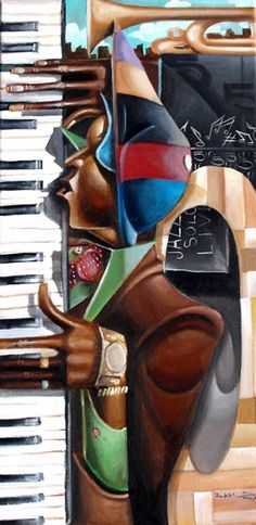 """""""Soul Fingers"""" by Frank Morrison"""