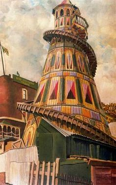 Helter Skelter - Stanley Spencer