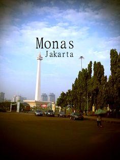 Monas from Jakarta