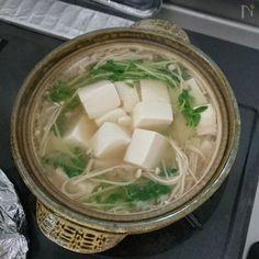 一手間で豆腐ぷるっぷる!白だしあんの湯豆腐 by sumisumi | レシピサイト「Nadia | ナディア」プロの料理を無料で検索