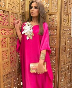 African Fashion Dresses, African Dress, Abaya Mode, Moroccan Dress, Arab Fashion, Hijab Stile, Caftan Dress, Oriental Fashion, Couture