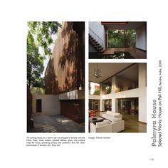 Jacob Gines: Professing at UCA+P: Palmyra House - Studio Mumbai