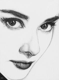 Audrey Hepburn (minimal) by KlarEm.deviantart.com on @deviantART
