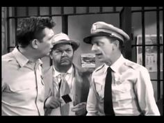The Andy Griffith Show S04e02 @ The Haunted House - YouTube