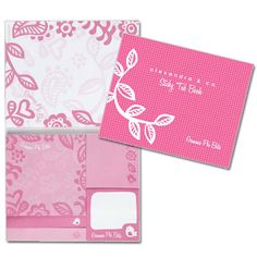 Gamma Phi Beta Sorority Sticky Tab Book $7.95