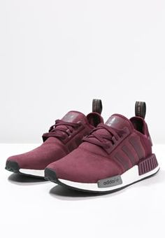 Adidas Originals NMD RUNNER - - Maroon/Copper metallic (FOR SALE - Size 8) wallabychamp@hotmail.com