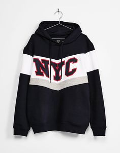 You Don't Need These 17 Spring Buys, but You'll Sure Want Them via New Outfits, Fashion Outfits, Hooded Sweatshirts, Hoodies, Who What Wear, Graphic Sweatshirt, Stylish, How To Wear, Jackets