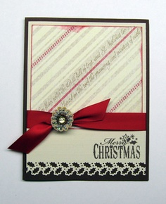 CHRISTMAS CARD 16 - Scrapbook.com