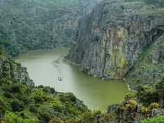 O Rio Douro, perto de Miranda do Douro (photo: Rui Videira)