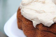 Pumpkin Spice Latte Bundt Cake, from Mix and Match Mama