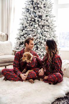 06 DEC, 2017 Christmas Pajamas For The Whole Family - Outfit Details Wearing the. - 06 DEC, 2017 Christmas Pajamas For The Whole Family – Outfit Details Wearing the Holiday Plaid Co -