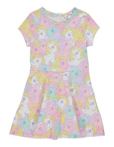 George Girls My Little Pony Vintage Dress 4-12 years in Clothes, Shoes & Accessories, Kids' Clothes, Shoes & Accs., Girls' Clothing (2-16 Years) | eBay
