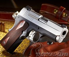 Check out what's inside the Guns & Weapons for L.E. February issue...SIG SAUER 1911 ULTRA .45 ACP: Accurate, super-compact backup easy to conceal and ready to serve!