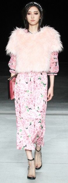 What Does Tokyo Fashion Week Look Like?—Our Favorite Looks From TFW Fall 2013