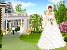 wedding dresses games online