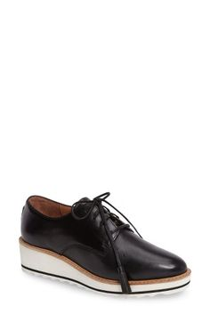 Linea Paolo Linea Paolo Marlo Platform Oxford (Women) available at #Nordstrom