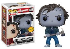 Funko releasing chase variant Jack Torrance pop vinyl figure from The Shining