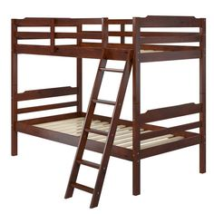 Brian Twin Bunk Bed