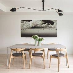 West Village Duplex, NY, EUA. Projeto do escritório NYC Interior Design. #interiores #arquiteturaeinteriores #arte #artes #arts #art #artlover #design #interiordesign #architecturelover #instagood #instacool #instadaily #furnituredesign #design #projetocompartilhar #davidguerra #arquiteturadavidguerra #shareproject #dinigroom #diningroomdesign #nycinteriordesign