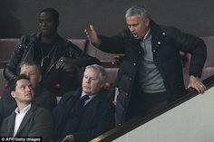 UKCALCIO: [PREMIER LEAGUE] Josè Mourinho non trova pace.