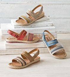 3437818b3c0 Born Women apos s Vigan Slingback Sandals
