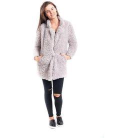 Womens-Poncho-Slenderella-Wrap-Mongolian-Faux-Fur-Coat-Cardigan-Ladies-Jacket