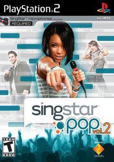 Amazon.com: SingStar Pop Vol. 2 - PlayStation 2: Video Games