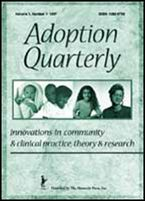 Open adoption research