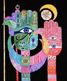 Symbols by Laila Shawa
