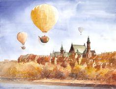 Watercolor by Tytus Brzozowski 16 |