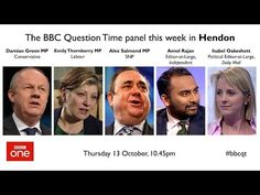 Question Time (13/10/16): Hard Brexit, unfit Trump, IndyRef 2 and Labour...